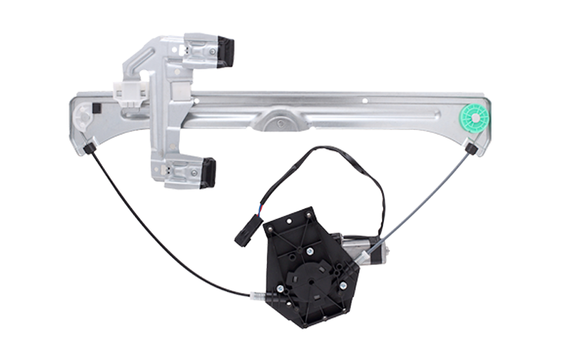 Window Regulator Assemblies & Motors